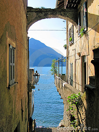 Free Lake Como Royalty Free Stock Image - 10962076