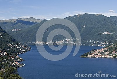 Lake Como  Lombardy  Italy