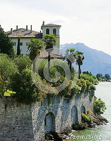 Lake Como Mansion