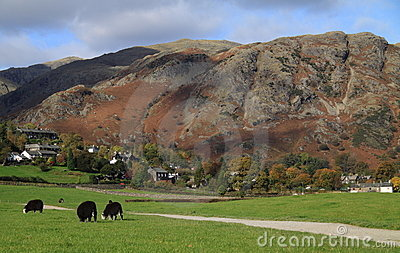 English Lake District Cumbria