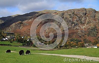 English Lake District Cumbria