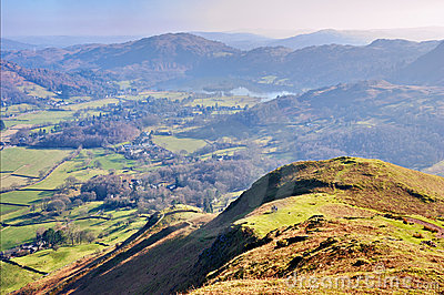 Lake District landscape