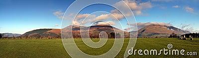 Lake District mountains