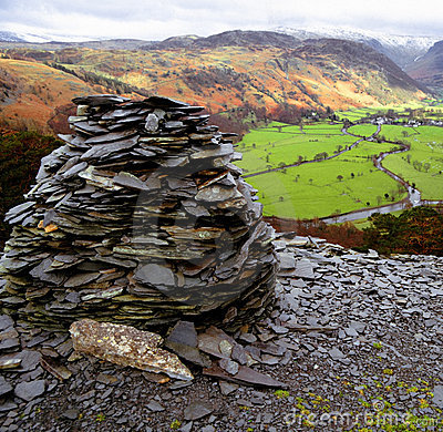 Lake district national park cumbria