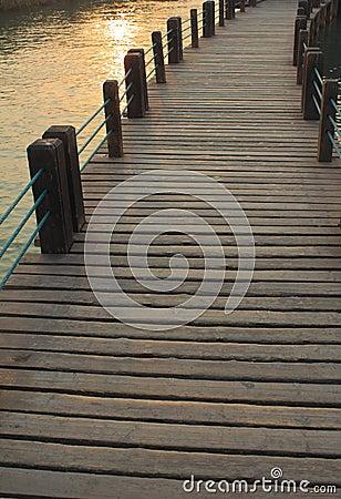 Free Lake Dock Stock Photo - 16989560