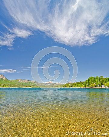Free Lake Electra In The San Juan Mountains In Colorado Royalty Free Stock Photos - 28394408