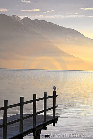 Free Lake Garda Stock Photography - 4330732