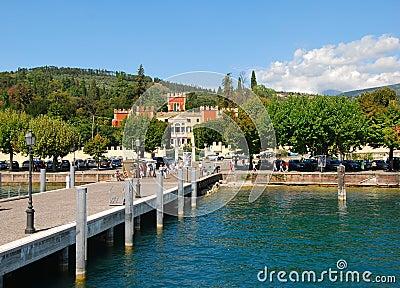 Lake Garda, Garda, Italy