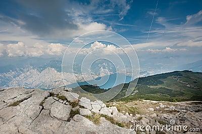 Lake Garda Panoramic