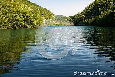 Lake Gavanovac