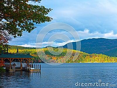 Lake George Northwest Bay