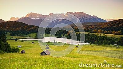 Lake at Gerold