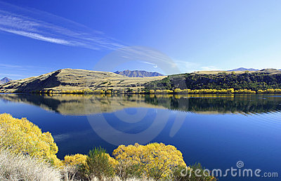 Lake Hayes, New Zealand