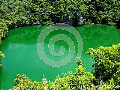 Lake in Heaven 2
