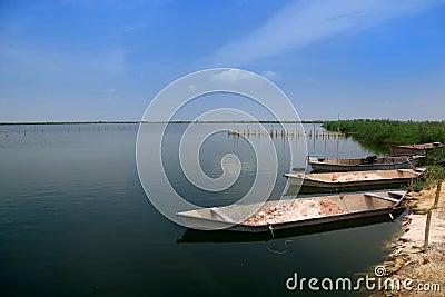 Lake kolleru