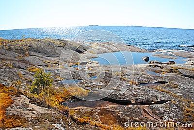 Lake Ladoga Karelia