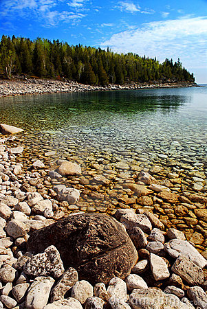 Free Lake Landscape Royalty Free Stock Photo - 4154275