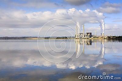 Lake Liddell Power Station, NSW, Australia
