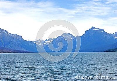 Lake Mcdonald, Glacier Park, Montana