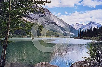 Lake Medicine - Rockies Mountains