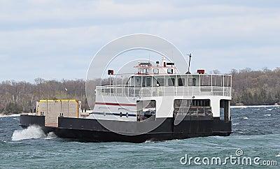 Lake Michigan Car Ferry