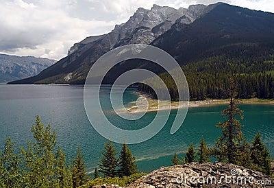 Lake Minnewanka - Banff National Park - Canada