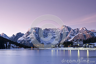 Lake of Misurina