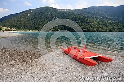Lake Molveno