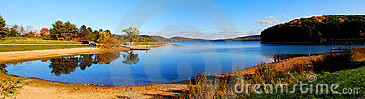 Lake Mountain panorama