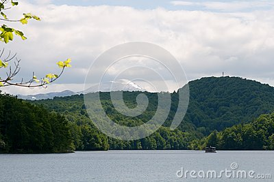 Lake of the Mountains