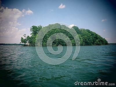 Lake Norman Island