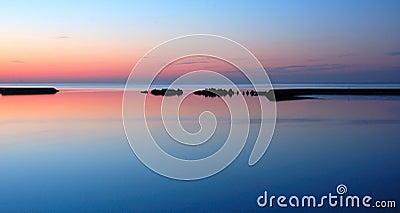 Lake Ontario at Dawn