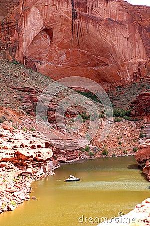 Lake Powell Canyon