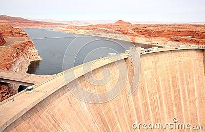 Lake Powell Dam