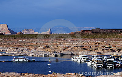 Lake Powell Marina, Arizona