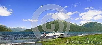Lake Puelo