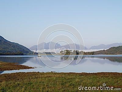 Lake at Scotland