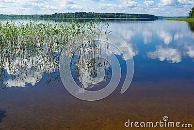Lake Seliger.