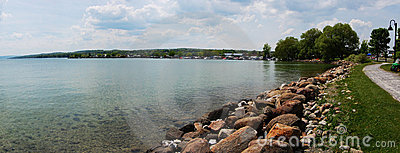 Lake Shore panorama