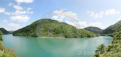 Lake Skadar, Albania Landscape