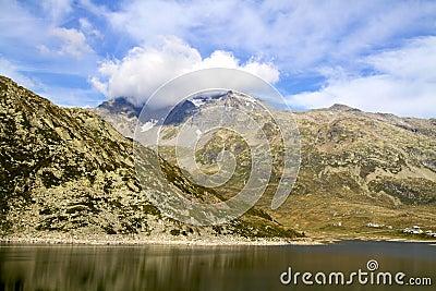 Lake Spluga