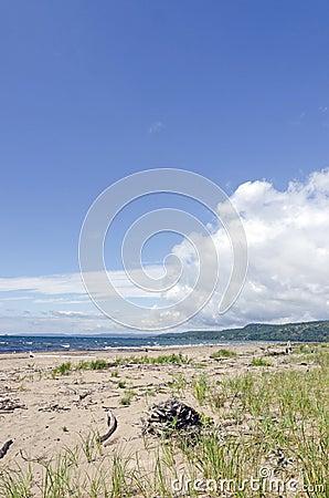 Lake- Superiorküstenlinie