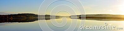 Lake in sweden oresjon