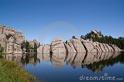 Lake Sylvan, South Dakota