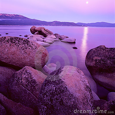 Free Lake Tahoe Stock Image - 2194981