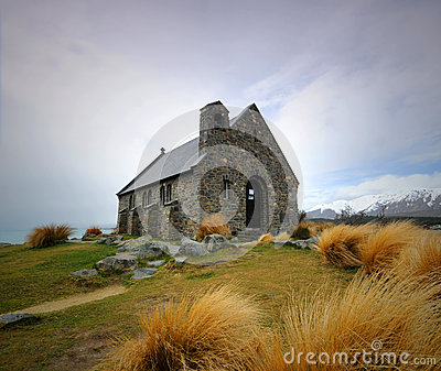 Lake Tekapo Church