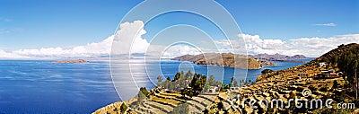 Lake Titicaca, Bolivia Peru
