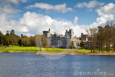 Lake view for Dromoland Castle