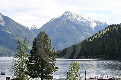 Lake Wallowa, Oregon