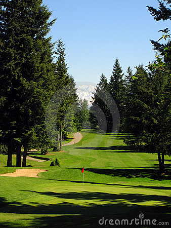 Lake Wilderness Golf Course Views